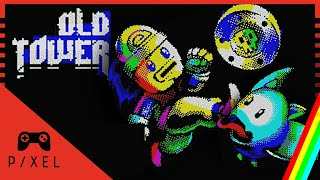 Download Old Tower (2018, ZX Spectrum 128K) | Speccy Nights Ep. 2 Video