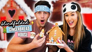 Download Blindfolded Gingerbread Houses w/ Josh Peck Video