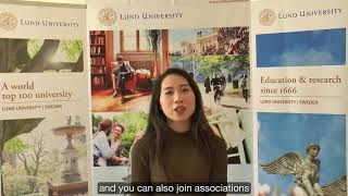 Download Welcome message for East Asian students Video