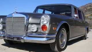 Download 1972 Mercedes 600 Test Drive Video