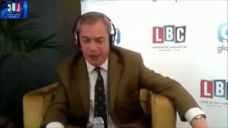 Download Nigel Farage Discusses Donald Trump and Sadiq Khan Video