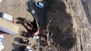 Download Assassin's Creed: 125 Feet Free Fall Stunt - Michael Fassbender Video