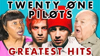 Download ELDERS READ TWENTY ONE PILOTS' HIT SONGS (React) Video