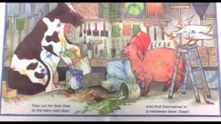 Download Mrs. Wishy Washy's Farm, Read by Aniston Video