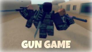 Download GUN GAME (Custom Game) | ROBLOX Phantom Forces [BETA] Video