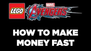 Download LEGO Marvel's Avengers - How to Make Money Fast Video