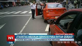 Download Una cámara oculta vigiló el servicio ofrecido por los taxistas Video