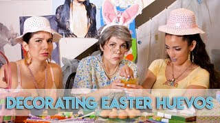 Download Decorating EASTER EGGS with the Chonga Girls GONE WRONG Video