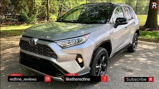 Download 2019 Toyota RAV4 Hybrid – The Most Gas Efficient SUV in America Video