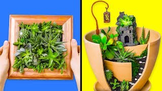 Download 10 AWESOMELY BEAUTIFUL CRAFTS WITH PLANTS Video