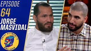 Download Jorge Masvidal describes journey to UFC 244, family, growing up in Miami   Ariel Helwani's MMA Show Video