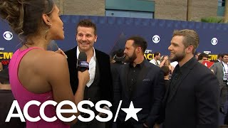 Download ACM Awards 2018: SEAL Team's'David Boreanaz, Max Thieriot & A.J. Buckley Talk Love Of Country Music Video