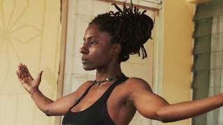 Download Yoga on Dub TV with Jah9: The Teken Sequence (Kemetic Yoga) Video