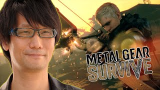 Download When Hideo Kojima Saw Metal Gear Survive Video