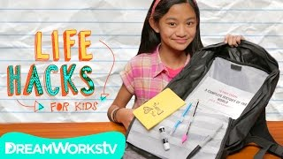 Download 3 Hacks To Get You ORGANIZED | LIFE HACKS FOR KIDS Video