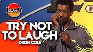 Download TRY NOT TO LAUGH | Deon Cole | Stand-Up Comedy Video