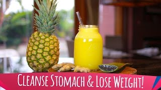Download Smoothie to Cleanse Stomach & Lose Weight! Video