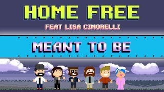 Download Florida Georgia Line ft Bebe Rexha - Meant to Be (Feat. Lisa Cimorelli) (Home Free Cover) Video