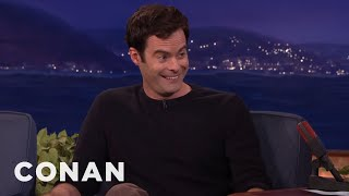 Download Bill Hader Tells The Tale Of Conan's Celebrity Christmas Inferno - CONAN on TBS Video