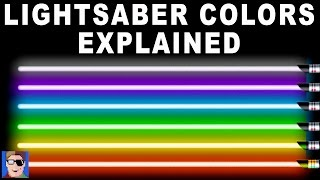 Download Star Wars: Lightsaber Colors Explained Video