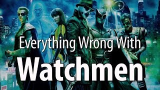 Download Everything Wrong With Watchmen In 17 Minutes Or Less Video