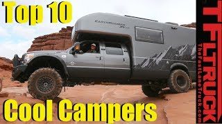 Download Top 10 Cool Camping Cars and Trucks For Those Who Hate RVs Video