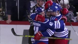 Download Frank Gymer first (and awesome) KHL goal Video