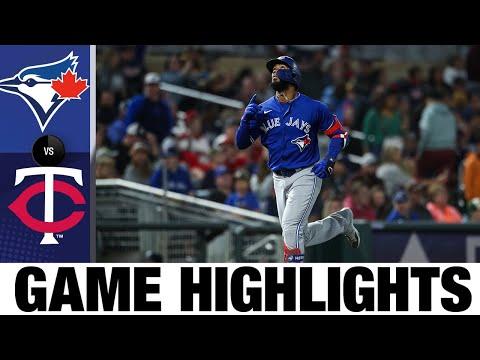 Blue Jays vs. Twins Game Highlights (9/25/21)   MLB Highlights