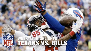 Download Texans vs. Bills | Week 13 Highlights | NFL Video