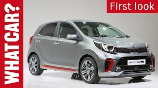 Download 2017 Kia Picanto - five things you need to know | What Car? Video