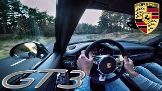 Download Porsche 911 GT3 991 Test Drive & Interior SOUND! Video