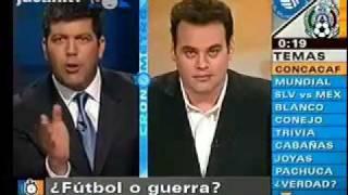 Download Fernando Palomo vs David Faitelson (ESA vs MEX) Video
