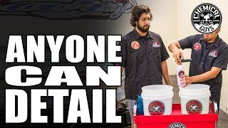 Download How To Make A Beginner Into A Pro Detailer! - Chemical Guys Car Care Video