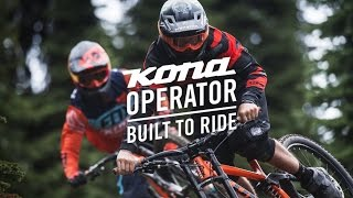 Download Connor Fearon and Graham Agassiz Rally the 27.5 Kona Operator at Retallack Video