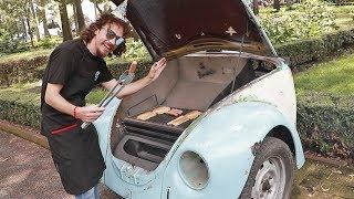 Download Convertí mi auto en un ASADOR DE CARNES Video