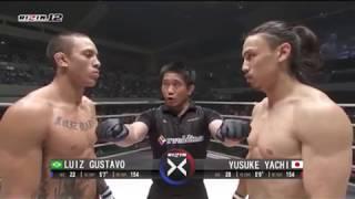 Download Luiz Gustavo vs Yusuke Yachi Rizin 12 Main Event Video