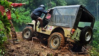 Download Mahindra Great Escape Shakleshpur 2017 OFF ROAD WINNER'S Bino achayan & Jose cheeramkuzhy Video