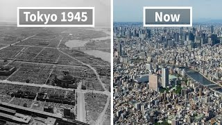 Download Incredible Before And After Pictures Of Famous Cities Video