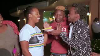 Download This is how Bahati treated his Wife Diana on her Birthday. Video