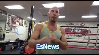 Download Errol Spence vs Kell Brook Was Best Fight Brandon Krause Saw This Year EsNews Boxing Video