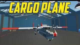 Download Stormworks - Cargo Plane Video