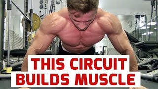 Download GIANT SETS, BUILDING MASS, WITH AWESOME YOUNG BODYBUILDER MICHAL Video