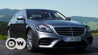 Download Sparsamer: Mercedes S500 und S560 | DW Deutsch Video