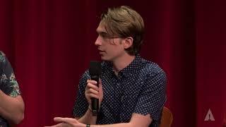 Download Academy Conversations: Brad's Status Video