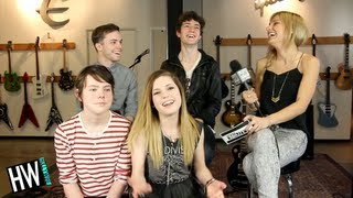 Download Echosmith Reveal Celebrity Crushes In Funny 20 Questions Game! Video