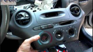 Download Toyota Echo Replacing Car Stereo Video
