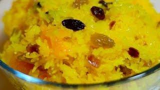Download Zarda Rice - Dessert Recipe - Eid special Video