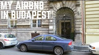 Download Budapest Apartment Tour: $500 per Month AirBnb in Budapest Video