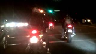 Download Bike Night, Two Up, Tunnel Ride, Bowling Video
