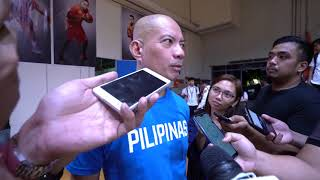 Download Will coach Yeng Guiao leave one spot open for Jordan Clarkson on the Asian Games team? Video